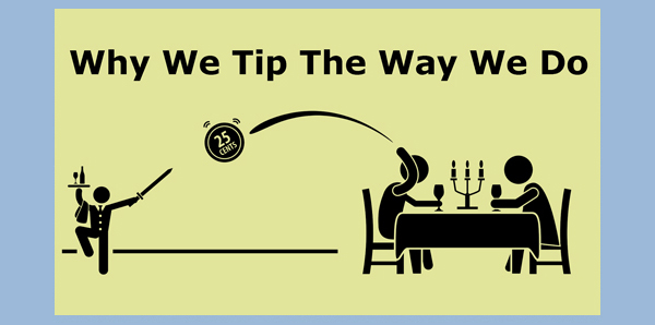 why we tip